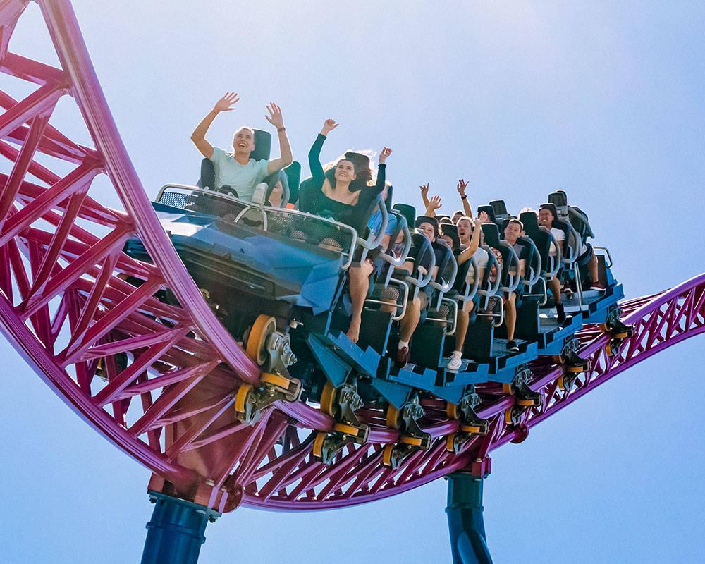 Ride Safety Requirements Warner Bros Movie World